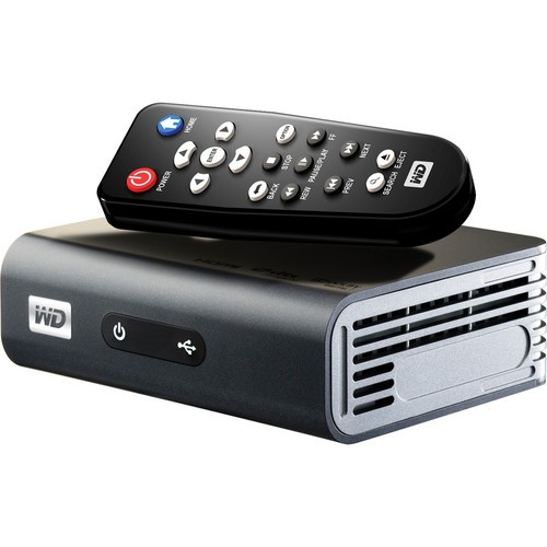 WD WD TV Live Plus HD Media Player