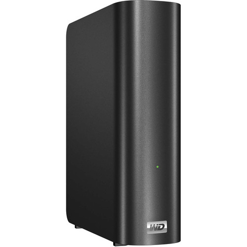 WD My Book Live Personal Cloud Storage Drive (1TB)