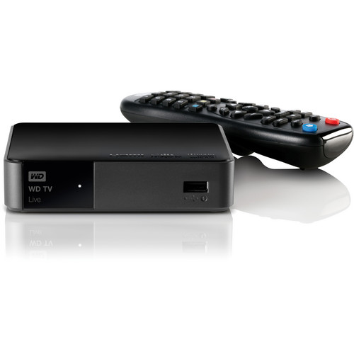 WD WD TV LIVE Streaming Media Player