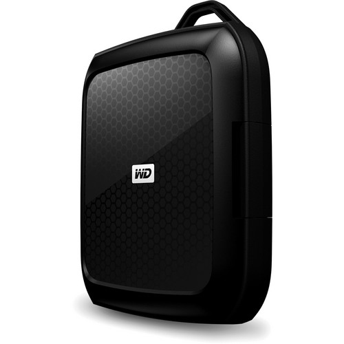 WD Nomad Rugged Case (Black)