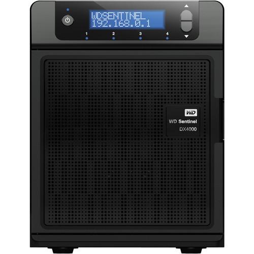 WD 6TB Sentinel DX4000 Small Office Storage Server