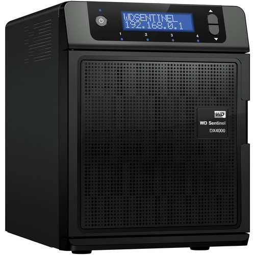 WD 12TB Sentinel DX4000 Small Office Storage Server