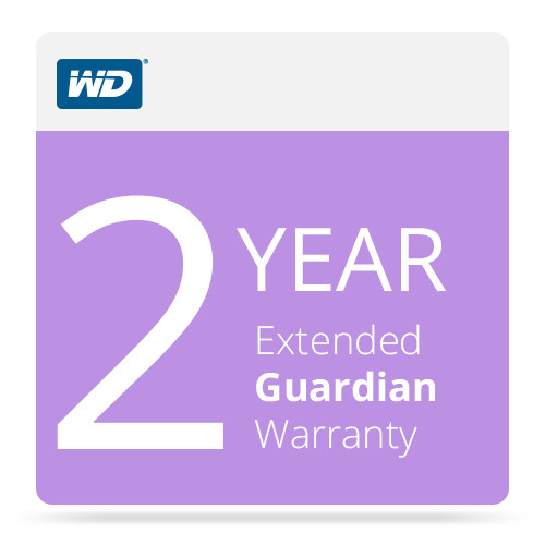 WD Guardian Extended Warranty for DX4000