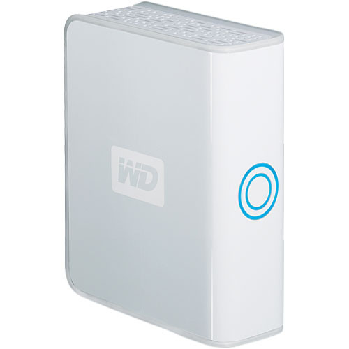 wd my book world ed 1tb ethernet review