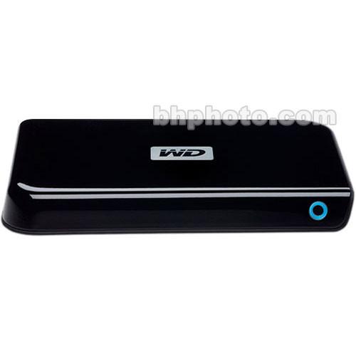 WD 80GB Passport Portable USB 2.0 Hard Drive (Black)