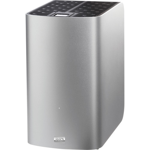 WD 4TB My Thunderbolt Duo Dual-Drive Storage System