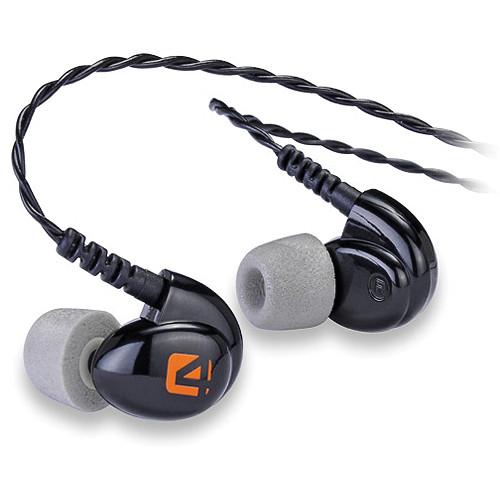 westone 4 quad driver true fit in ear headphones westone 4 b h. Black Bedroom Furniture Sets. Home Design Ideas