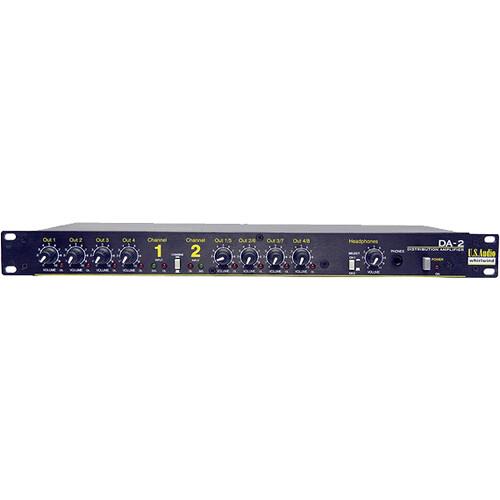 Whirlwind DA-2 - Audio Distribution Amplifier