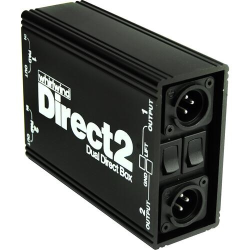 Whirlwind DIRECT2 Direct Box