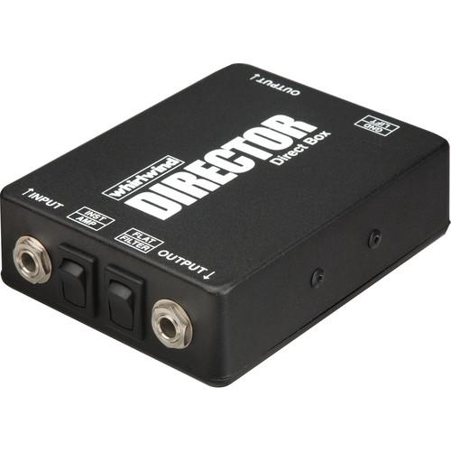 Whirlwind DIRECTOR - Studio or PA Direct Box