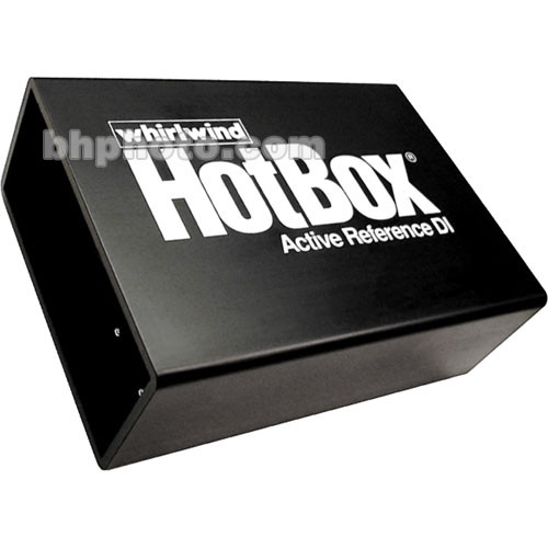 Whirlwind HOTBOX - Active Direct Box