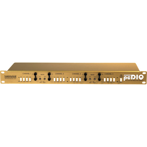 Whirlwind pcDIQ - 4-Channel DI with Summed Output