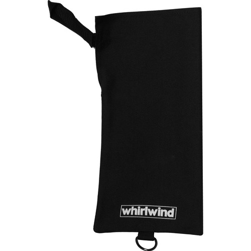 Whirlwind PIGBAG-S - Heavy-Duty Nylon Cable Connector Protection Bag (Small)
