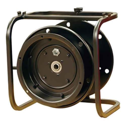 Whirlwind WD6C Large Stackable Cable Reel with 135' Cable