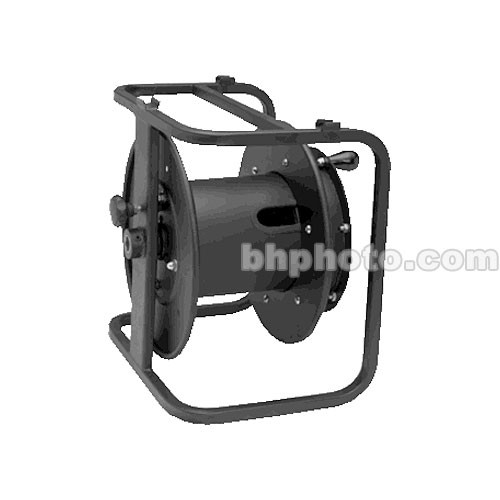 Whirlwind WD6 - Large Stackable Cable Reel with Built-In Connector Panel