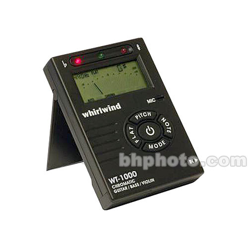 Whirlwind WT-1000 Guitar Tuner