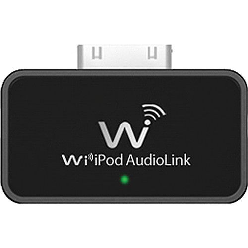 Wi Digital JM-IPT01 Wi Pad AudioLink Transmitter for iPod / iPad / iPhone