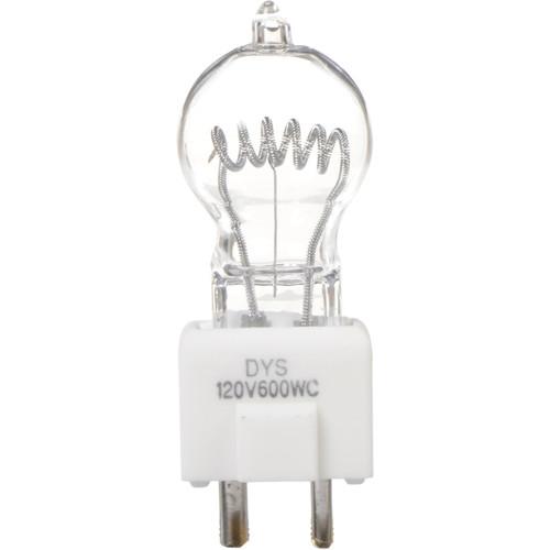 Eiko DYS/DYV/BHC Halogen Lamp (120V, 600W)