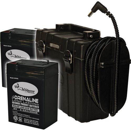 Wildgame Innovations External Battery Pack (6V)