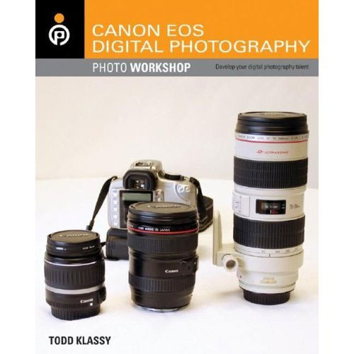 Wiley Publications Book: Canon EOS Digital Photography Photo Workshop
