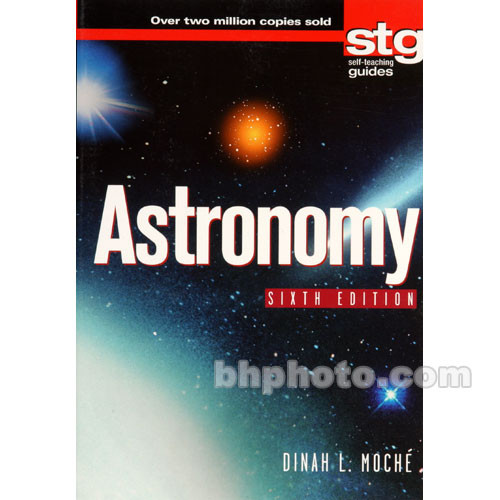 Wiley Publications Book: Astronomy: A Self-Teaching Guide, 6th Edition