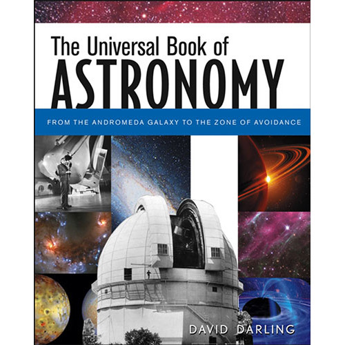 Wiley Publications Book: The Universal Book of Astronomy