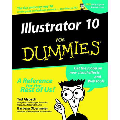 Wiley Publications Book: Illustrator 10 For Dummies