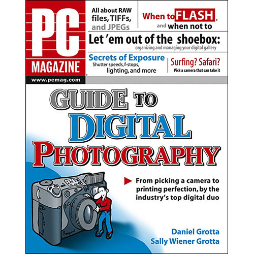 Wiley Publications Book: PC Magazine Guide to Digital Photography