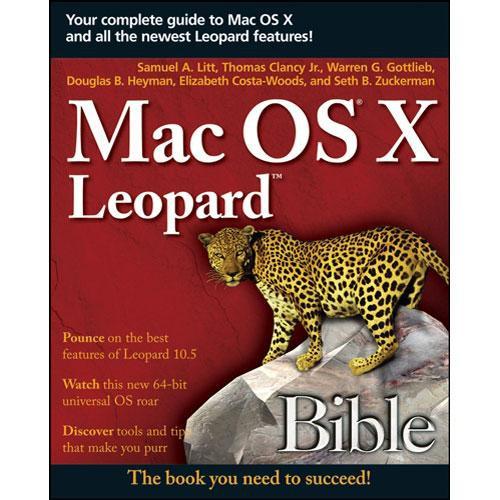 Wiley Publications Mac OS X Leopard Bible
