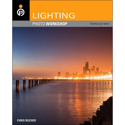 Wiley Publications Book: Lighting Photo Workshop