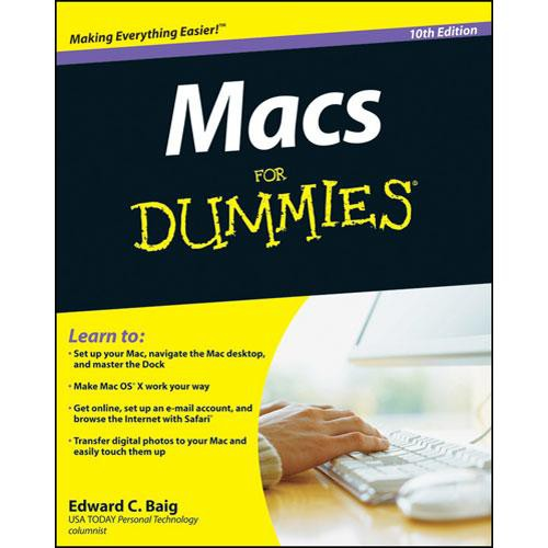 Wiley Publications Macs For Dummies