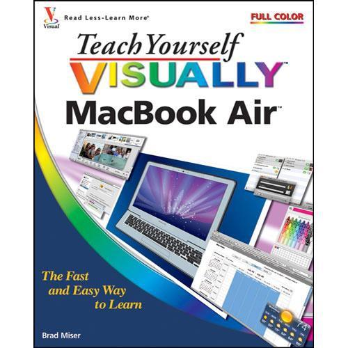 Wiley Publications Teach Yourself VISUALLY MacBook Air