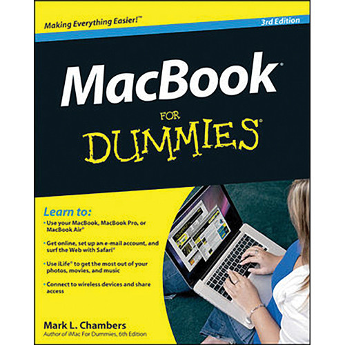 Wiley Publications MacBook For Dummies, 3rd Edition