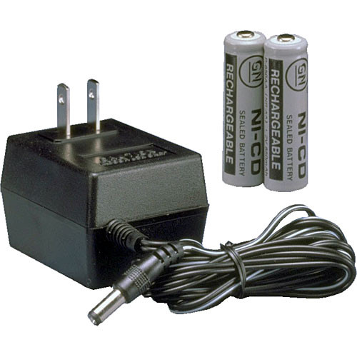 Williams Sound BATKT3 - Rechargeable Battery Kit with Charger and Two AA Batteries