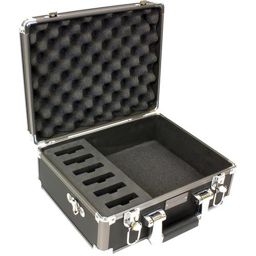 Williams Sound CCS 029 DW Digi-Wave System Carrying Case for 6 DLT 100/DLR 50