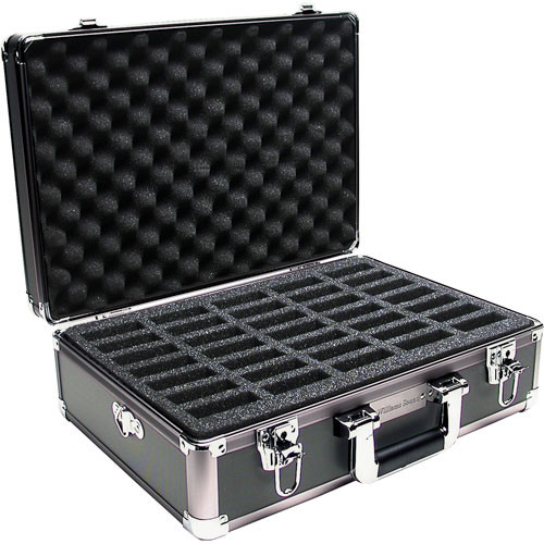 Williams Sound CCS03035 - System Carrying Case for 35 Receivers