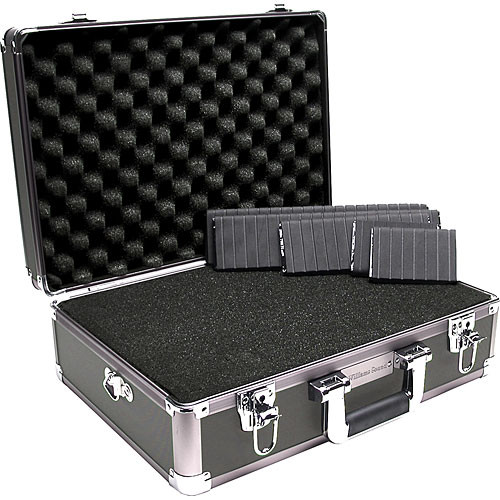 Williams Sound CCS030 - Receiver/Accessories Carrying Case with Pluck Foam