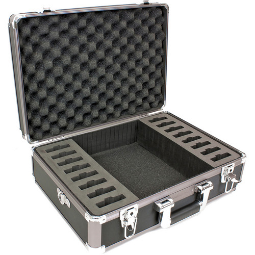 Williams Sound CCS 030 DW 16 Digi-Wave System Carrying Case for 16 DLT 100/DLR 50