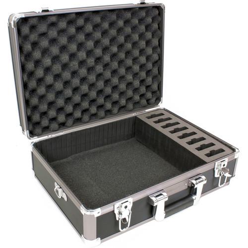 Williams Sound CCS 030 DW Digi-Wave System Carrying Case for 8 DLT 100/DLR 50