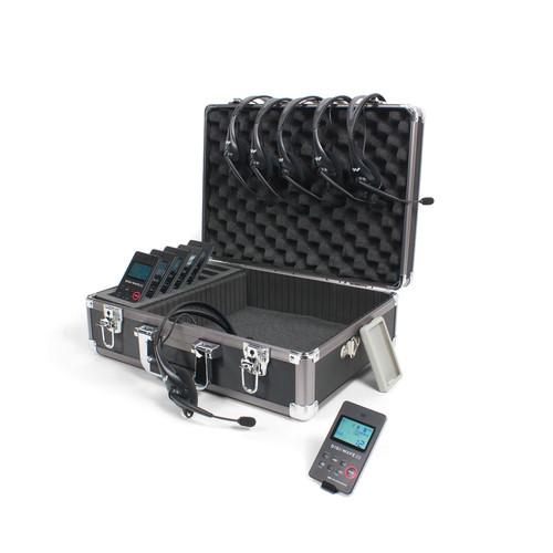 Williams Sound DWS COM 6 Digi-Wave Wireless Intercom System