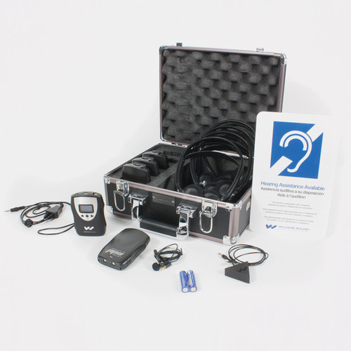 Williams Sound FM ADA KIT 37 FM ADA Compliance Kit