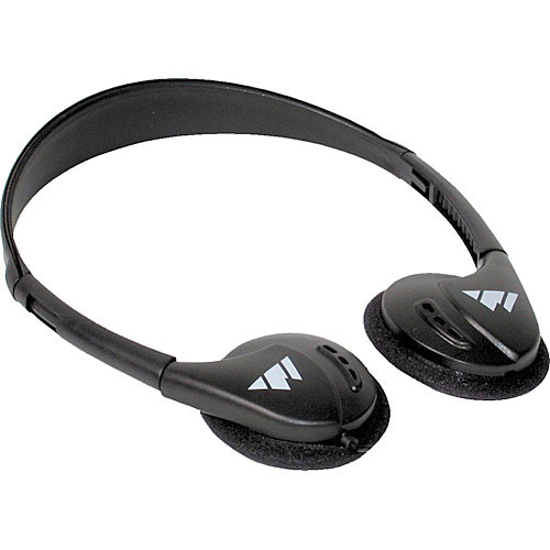 Williams Sound HED 021 Folding Mono Headphones