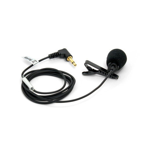 Williams Sound MIC054 - Directional Lapel Clip Microphone