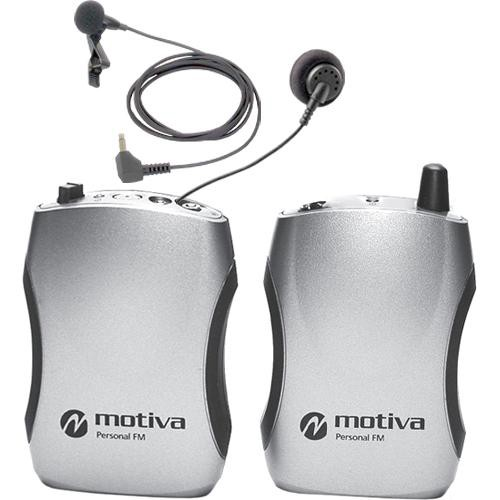 Williams Sound Motiva PFM System 330 16-Channel Personal FM System