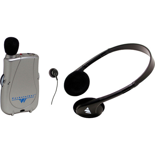 Williams Sound Pocketalker Ultra System Duo Pack