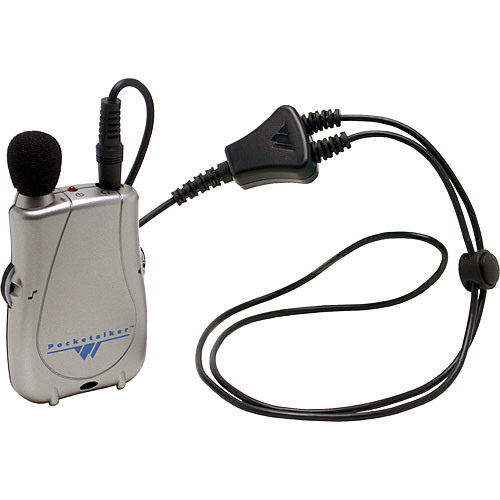 Williams Sound PKT D1-N01 - Pocketalker Ultra Personal Amplifierwith NKL 001 Neckloop