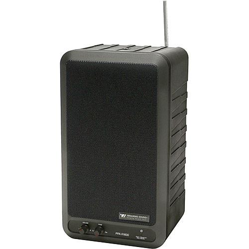 Williams Sound PPA R1600 FM Remote Speaker, 72-76 MHz