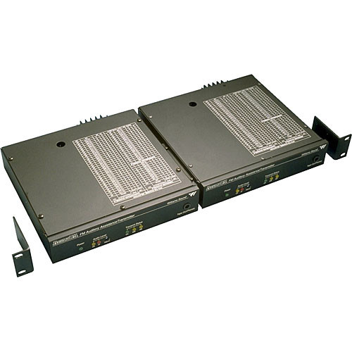 Williams Sound RPK006 - Dual Rack Mount Kit for Half Rack Products