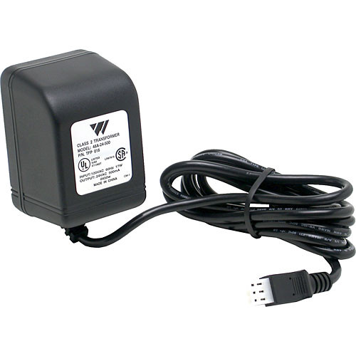 Williams Sound TFP016 - 110VAC/24VAC Power Supply for T35, MOD232
