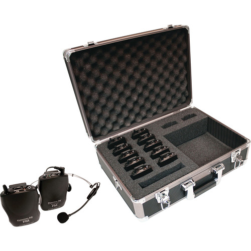 Williams Sound TGS Pro Multi 10-User Personal PA Tour Guide System